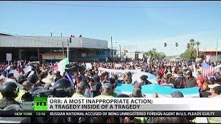 Migrant Girl Dies In Border Patrol Custody