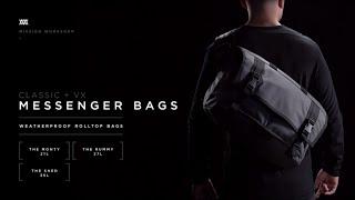 Mission Workshop Messenger Bags
