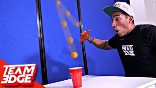 Wannabe Dude Perfect Trick Shots!!