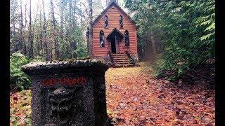 Abandoned Cult Church Hidden From Society!