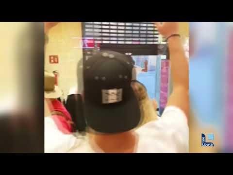 Attentato a Barcellona, i video dei piacentini