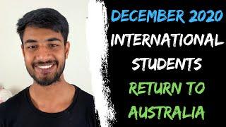 3 Latest Updates – International students RETURN to AUSTRALIA | PTE score | Open Borders | Internash