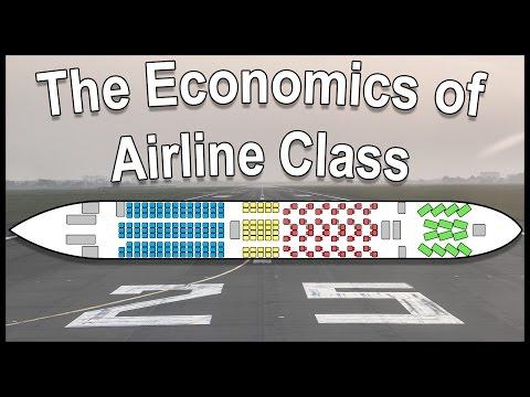 Jak fungují třídy v letadlech?