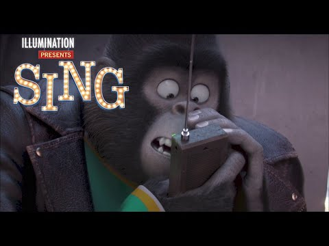 Sing Special Edition - Johnny Get's Distracted - Own it on Digital HD 3/3 on Blu-ray & DVD 3/21