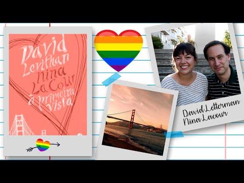 À Primeira Vista - David Levithan e Nina LaCour | Patrick Rocha (4x164)