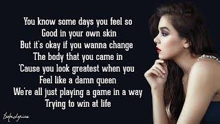Hailee Steinfeld - Most Girls (Lyrics)