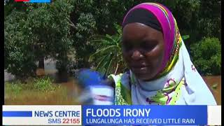 Kwale floods claim one life after River Umma breaks its banks