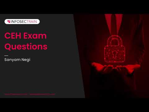 CEH v11 Exam Questions #InfosecTrain - YouTube