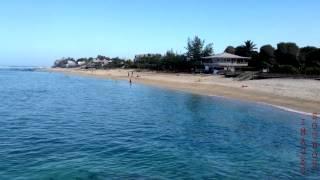 preview picture of video 'Plage de Saint Pierre Réunion'