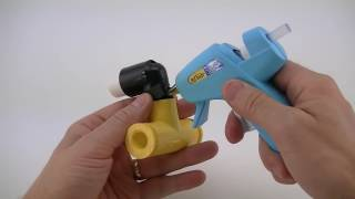 Micro Stomp Rocket   SonicDad Project #33