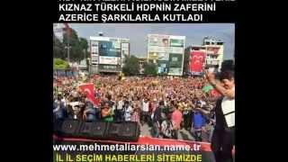 Hdp Iğdır Haberleri seçim 2015 - Kıznaz Türkeli Haberleri