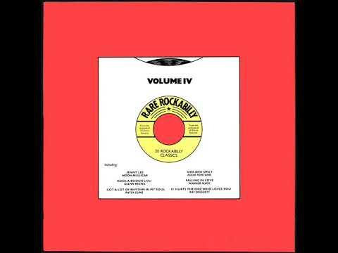 VA – RARE ROCKABILLY VOL. 4 – LP