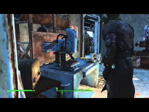"""как выбить трофей """"вооружен и очень опасен"""" в fallout4"""