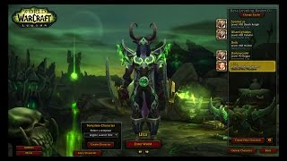 World of Warcraft How to Speak Cross Faction Demon Hunters Can talk to each other