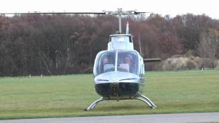 preview picture of video 'Helicopter flight, Hubschrauber Flug'