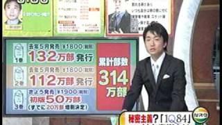 6次元1Q84book3発売