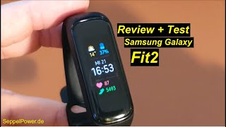 Mein Testurteil zur Samsung Galaxy Fit2 (Review + Test) | SeppelPower