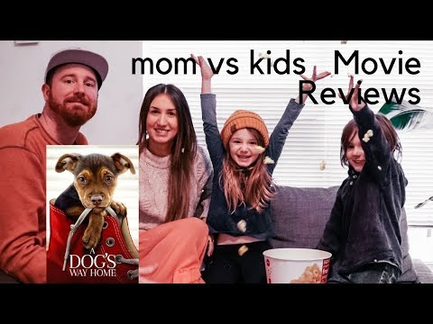 A Dog's Way Home PG | Mom + Kids Movie Review