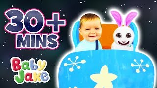 Baby Jake - Outer Space Rollercoaster | 30+ Minutes!