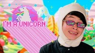 1-800 ZOMBIE - I'm a Unicorn (Music Video)