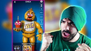 He CONSEGUIDO a CHICA !! | Five Nights at Freddy's AR: Special Delivery (FNaF AR) iTownGamePlay #4