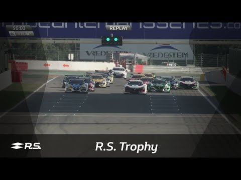 Renault Sport Trophy - Race 1 - SPA - 2016