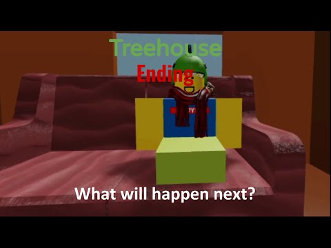 ROBLOX Treehouse | Ending