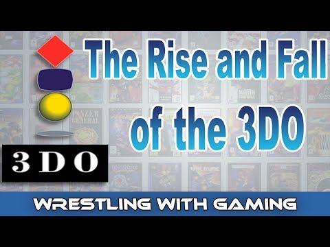 The Story Of The 3DO - The Console Born From EA's Founder & Makers of The Atari Lynx & Amiga 1000