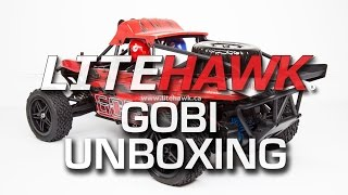 LiteHawk GOBI Unboxing and Overview 4K