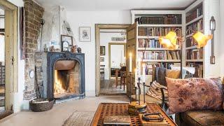 Interior Design | Rustic Scandinavian Villa By The Sea Sweden