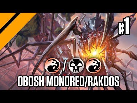 Obosh Monored & Rakdos - Bo3 Standard | Ikoria | MTG Arena