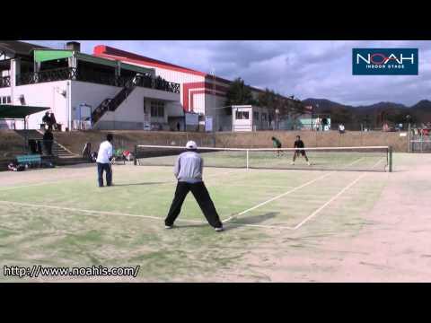 2012 三木谷杯 ノア・インドアステージ VS 兵庫県高校選抜