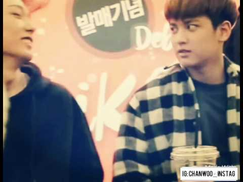 Chanwoo IKON And Bobby IKON : Tom And Jerry