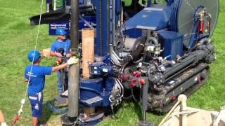 Brunnenbau Bohrgerät Rotomax XL-B