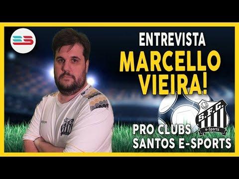 ENTREVISTA COM MARCELLO VIEIRA (SANTOS E-SPORTS)