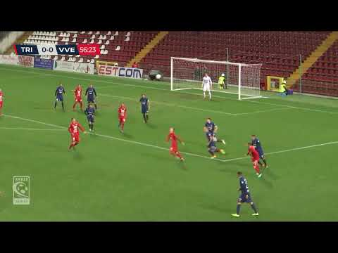 Triestina - Virtus Verona: Highlights