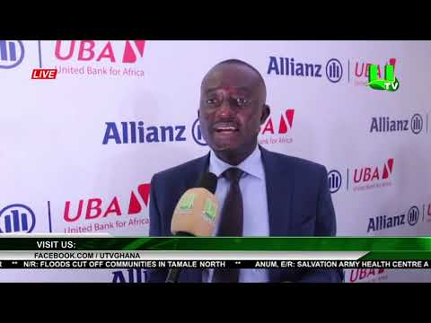 Allianz Insurance Partners UBA Ghana For Bancassurance Service