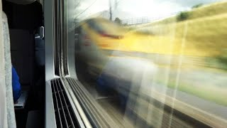 preview picture of video 'Onboard a Eurostar at 300km/h 8/7/12'