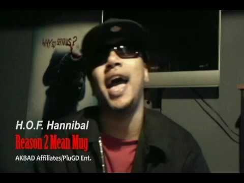 H.O.F. Hannibal - Reason 2 Mean Mug