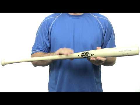 Old Hickory Bat Co. Custom Pro Maple Wood Bat: J143M Natural Adult