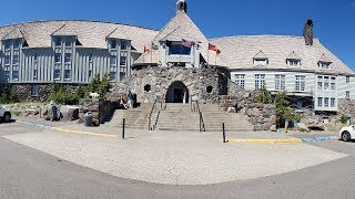 Timberline Lodge: The Shining Filming Location | On Location