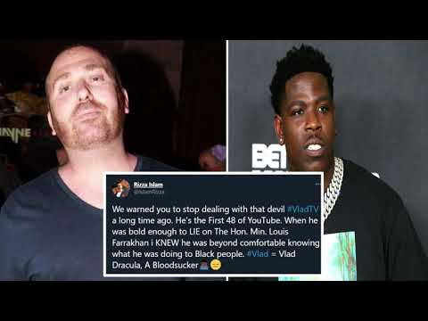 Why Black Men Continue To Allow Themselves To Be Pimped By Dj Vlad