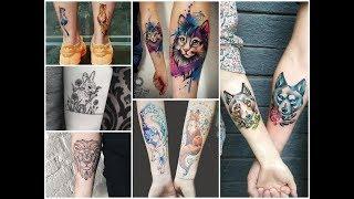 50+ Beautiful And Creative Animal Tattoo Designs