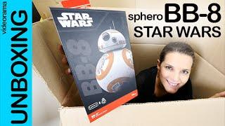 BB-8 Star Wars sphero unboxing en español
