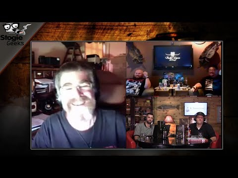 Richard Carleton Hacker, Author – Stogie Geeks #302