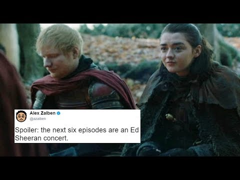 Game of Thrones Season 7 - The Sports World Rejoices