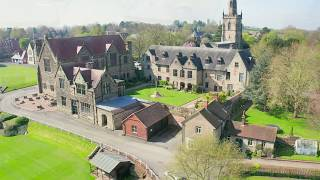 Video of Repton School as it is today.