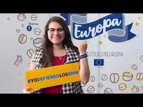 Hoja de Ruta de la Unión Europea con la Sociedad Civil en el Perú