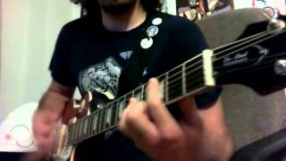 End of the road - Me First and the Gimme Gimmes (guitar cover)