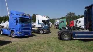 preview picture of video 'VIII. Győrszemerei Kamionos Találkozó 2014 (trucker meeting)'